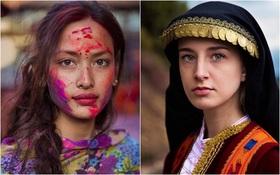 Ngắm nhìn thêm những hình ảnh về vẻ đẹp của phụ nữ trên toàn thế giới