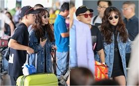 Clip độc quyền: Vừa về đến sân bay Tân Sơn Nhất, SunHt giải thích về sự hiểu lầm và gửi lời xin lỗi fan của Jessica sau sự cố