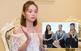 """Đây là nhận xét của Minh Hằng về dàn HLV chính thức của """"The Face 2017""""!"""