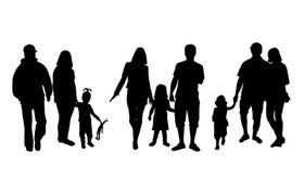 Bức tranh gia đình tiết lộ điểm tốt khiến bạn dễ bị lợi dụng