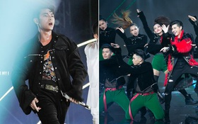 """Đồ biểu diễn của Isaac bị """"nhân bản"""" thành đồ vũ đoàn diễn cho Noo Phước Thịnh"""