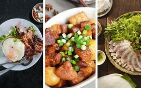Chỉ là thịt heo thôi mà người Việt lại nghĩ ra 10 món ăn ngon bá cháy thế này