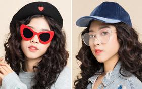 Hè này muốn sành điệu là phải đeo kính mát, và phải đúng 5 kiểu kính này mới là chuẩn