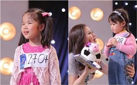 """Cô bé khiếm thị, thiên thần 5 tuổi một mực đòi vé vàng mới chịu ra về gây sốt """"Vietnam Idol Kids"""""""