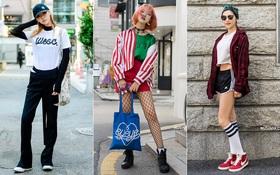 """Ngắm các bạn trẻ Hàn mix đồ cực """"cool"""" để phấn đấu mặc đẹp hơn nữa"""