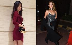 """Midu, Mai Ngô, Lan Khuê """"sexy không đối thủ"""" trong Top street style tuần qua"""