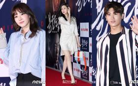 """Bạn gái Hyunbin lại gây xôn xao với body không đùa được, Dara đọ sắc cùng dàn mỹ nhân """"hack tuổi"""""""