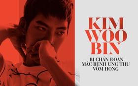 Chấn động: Nam tài tử Kim Woo Bin bị chẩn đoán mắc bệnh ung thư vòm họng