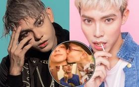 Rò rỉ hình ảnh Erik hôn Sơn Ngọc Minh khiến người hâm mộ xôn xao