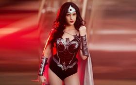 Ngắm dung nhan 14 cô gái cosplay Wonder Woman xinh lung linh như trong phim