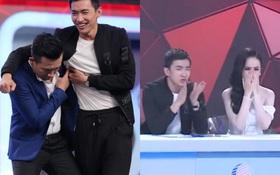 """Võ Cảnh đọ võ với Trấn Thành, Angela Phương Trinh ôm mặt vì """"người bí ẩn"""""""