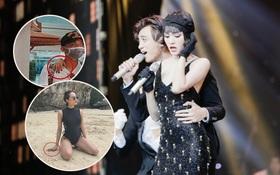 Lộ loạt ảnh làm dấy lên nghi vấn Soobin Hoàng Sơn đang hẹn hò học trò xinh đẹp của Tóc Tiên
