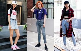 """Giới trẻ Hàn sẽ lại """"hạ gục"""" bạn với street style đơn giản nhưng đẹp chẳng thể rời mắt"""