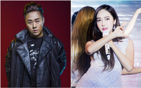 """Sau Rocker Nguyễn, đến lượt Trung Quân Idol lên tiếng xin lỗi vì bị fan cho rằng """"cạnh khoé"""" mic 1 tỷ 3 của Jessica"""
