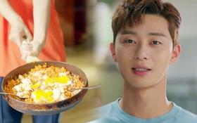 Park Seo Joon thừa nhận cơm Kim Ji Won nấu như... cơm chó!