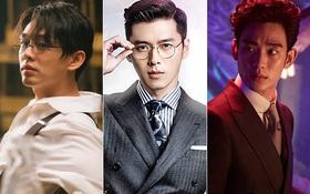 """Đến 7 sao hạng A xứ Hàn cũng có ngày """"flop dập mặt""""!"""