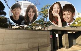 Chuẩn bị cưới Song Hye Kyo, Song Joong Ki tậu biệt thự siêu sang ngay cạnh nhà Bi Rain - Kim Tae Hee