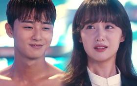 """""""Đời Tôi Hạng Bét"""" kết thúc viên mãn, Park Seo Joon và Kim Ji Won tung tin """"sốc"""""""