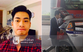 """Chàng trai đón Châu Bùi tại sân bay đã từng bị Decao up ảnh lên Facebook để """"cảnh báo"""" khi hai người còn yêu nhau?"""