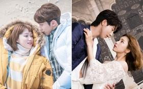 """Nam Joo Hyuk: Diễn xuất tụt dốc vì thiếu """"gấu nhà"""" Lee Sung Kyung?"""