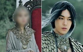 """""""Cô Dâu Thủy Thần"""" bỗng xuất hiện nữ thần """"diêm dúa"""" trên tài Nam Joo Hyuk"""