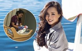 Vy Oanh đã hạ sinh nhóc tì thứ hai tại Mỹ