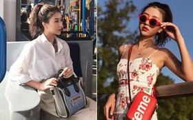 Quỳnh Anh Shyn mang theo 30 bộ đồ và phụ kiện trăm triệu đi du lịch khắp châu Âu