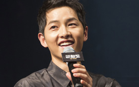 Phim của Song Joong Ki phá kỉ lục 120 tỉ khi vừa khởi chiếu