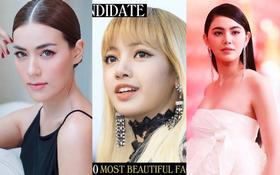 Em út Black Pink bất ngờ cùng dàn mỹ nhân Thái lọt danh sách đề cử Top 100 gương mặt đẹp nhất thế giới