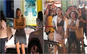 """Clip: Hé lộ diễn xuất, nhan sắc khi chưa photoshop của Chi Pu, Lan Ngọc trong phim """"She was pretty"""" bản Việt"""