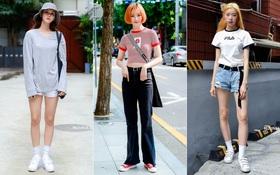 Ngắm street style Hàn Quốc đẹp phát mê, bạn sẽ dạt dào động lực mặc đẹp ngay