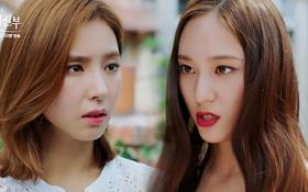 """Nam Joo Hyuk bất lực nhìn Krystal """"đánh ghen"""" Shin Se Kyung"""