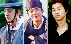 """Bằng chứng chứng minh 5 nam chính phim Hàn này """"có bệnh về mắt"""" cực nặng"""