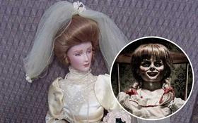 Điểm mặt những con búp bê đáng sợ trên thế giới dường như có họ hàng với Annabelle