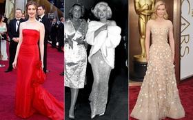 """11 chiếc đầm """"tiền tạ tiền tấn"""" đắt đỏ nhất lịch sử làng thời trang thế giới"""