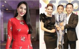Họp báo Ai sẽ thành sao nhí: Thủy Tiên khoe vóc dáng nuột nà, Thanh Thảo hạnh phúc bên gia đình nhỏ