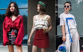 Street style 2 miền: Các bạn trẻ mix đồ đa dạng và thực sự làm chủ các hot trend