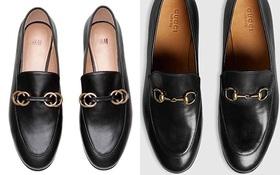 Chân thành chia buồn với Gucci, đôi giày huyền thoại của hãng đã bị H&M làm y chang