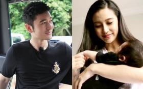 Đã có quý tử, Huỳnh Hiểu Minh vẫn mong mỏi Angela Baby sinh thêm con gái