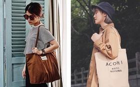 """ACOHI, những chiếc túi tote vải mang ý nghĩa """"uống cà phê khi trời mưa"""" của Việt Nam đang khiến giới trẻ mê mẩn"""