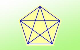 Người có chỉ số IQ cao mới đếm được có bao nhiêu hình tam giác tất cả