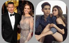 Đâu chỉ Angelina - Brad Pitt, showbiz Việt cũng có 3 chuyện tình drama không kém!
