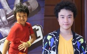 """Sau 3 năm, không thể nhận ra đây là cậu bé Hoàng Anh """"Doremon"""" đáng yêu của The Voice Kids ngày nào!"""