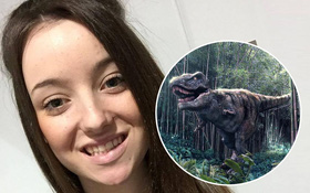 Mắc bệnh hoang tưởng, cô gái trẻ cứ tự nhận mình là khủng long ăn thịt người
