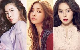 Mặc anti-fan, 4 sao Hàn này có bị ghét đến mấy vẫn nhận phim đều đều!