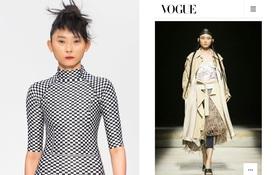 """Kim Nhung - người mẫu """"chê"""" Hoàng Thùy không có gì để dạy đã trúng 3 show tại London"""