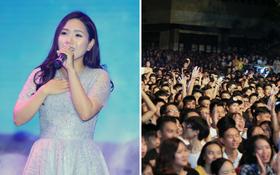 """Ined Connect Concert: Bữa tiệc đón tân sinh viên """"quá đã"""" của ĐH Giao thông vận tải"""
