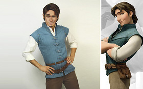 Chàng trai cosplay nhân vật hoạt hình Disney đẹp chẳng kém gì bản gốc