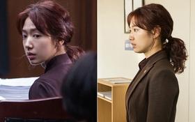 Park Shin Hye bất ngờ xuống sắc, như già đi chục tuổi vì kiểu tóc
