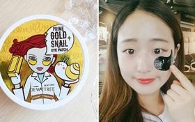 """Để trị quầng thâm và dưỡng da mắt, con gái Việt đang cực kết loại mặt nạ """"bát quái"""" dễ thương này"""